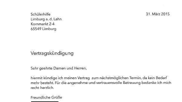 Nachhilfe Limburg a. d. Lahn - Bessere Noten in Mathe & Co